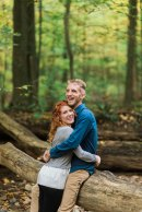 Cleveland Metroparks Engagement Session, Ashley Link Photography